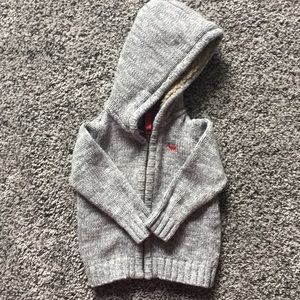 Carter's 5 months hooded sweater